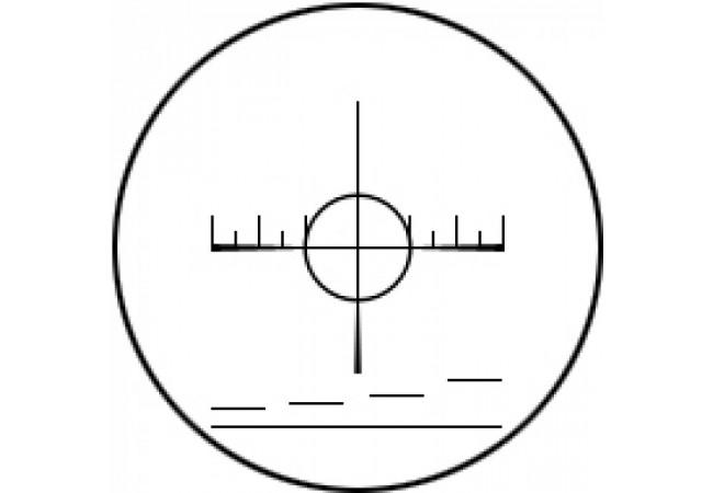 Оптический прицел SCHMIDT & BENDER PM II 3-12x50 LP/ P3L ST